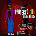 Ezekiel Blackstar - Proyecto Dub; Burning Babylon (2012)