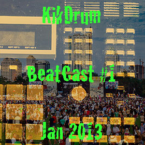 KikDrum Beatcast