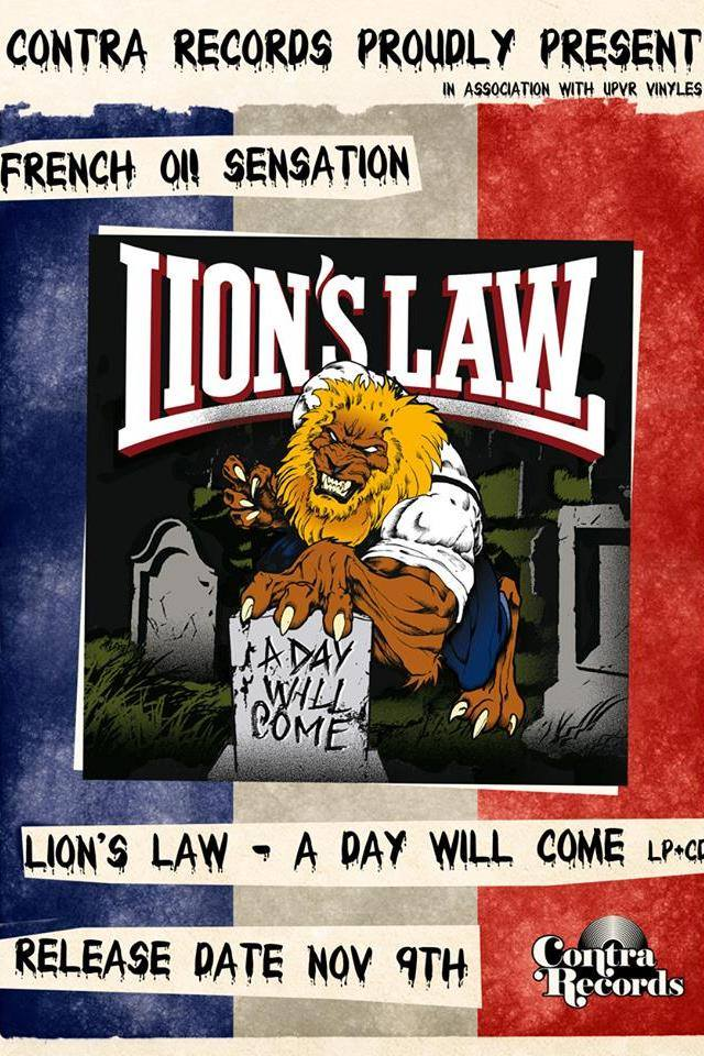 Lions Law - A Day Will Come