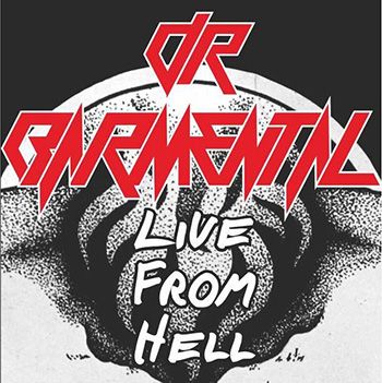 Dr Barmental - Live From Hell