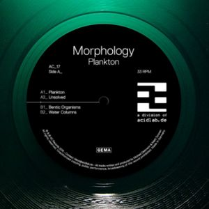 Morphology - Plankton