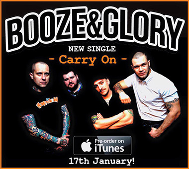 Booze and Glory - Carry On