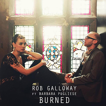 Rob Galloway - Burned